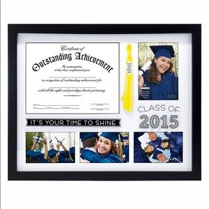 """Malden """"Class of 2015"""" Collage Frame"""